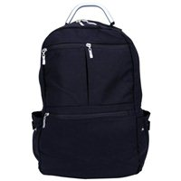 "Inland Urban Laptop Backpack fits Screens up to 16"" - Black"