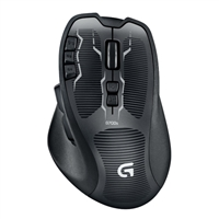 Logitech G700S Rechargeable Gaming Mouse (Refurbished)