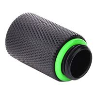 "Bitspower G 1/4"" 25mm Male to Female Extender - Matte Black"