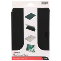 "Inland Shockproof Case for Apple iPad 9.7"" - Black"