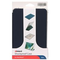 Inland Shockproof Case for iPad Mini 4 - Blue