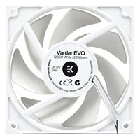 EKWB EK-Vardar EVO 120ER White 120mm Case Fan