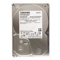 "Toshiba 2TB 7,200 RPM SATA III 6Gb/s 3.5"" Internal Hard Drive DT01ACA200 - Bare Drive"