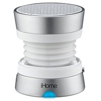 iHome IM71SC Rechargeable Color-Changing Mini Speaker