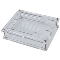 Velleman Box Case Shell for Arduino Uno R3 - Clear