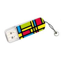 Verbatim Verbatim 16GTB Mini USB Flash Drive, Retro