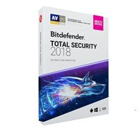 Bitdefender Total Security - 5 Devices, 1 Year