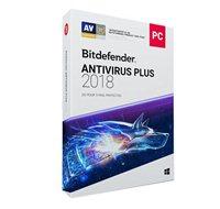 Bitdefender Antivirus Plus Standard - 1 Computer, 1 Year