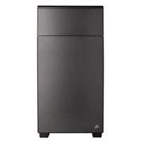 Corsair Carbide Clear 600C Inverse ATX Full-Tower Computer Case Open-Box - Black