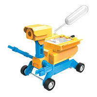 TenErgy Salt Water/Solar Powered Robot