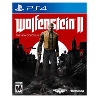 Bethesda Wolfenstein II: The New Colossus (PS4)