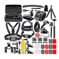 Neewer 50-In-1 Action Camera Accessory Kit
