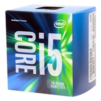 Intel Core i5-6500 SkyLake 3.2 GHz LGA 1151 Boxed Processor