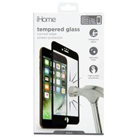 iHome 3D Tempered Glass iPhone 6 Plus /7s Plus - Black