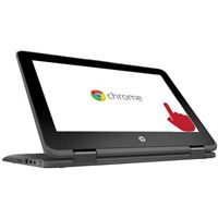 HP x360 11-ae020nr 2-in-1 Chromebook - Gray