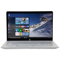 "HP ENVY 17-u163cl 17.3"" Laptop Computer Refurbished - Silver"