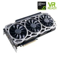EVGA GeForce GTX 1080 Ti FTW3 DT Triple-Fan 11GB GDDR5X PCIe Video Card
