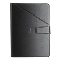 "Tucano USA Piega Univeral Folio Case for 8"" Tablets - Black"