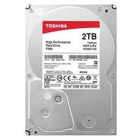 """Toshiba P300 2TB 7200RPM SATA III 6Gb/s 3.5"""" OEM Intenal Hard Drive"""