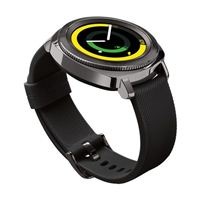 Samsung Gear Sport Smartwatch - Black