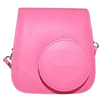 Fuji Instax Mini 9 Groovy Case - Flamingo Pink