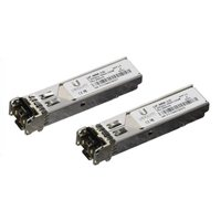 Ubiquiti Networks Multi-mode SFP Fiber Module 1G (2-Pack)
