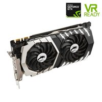 MSI GeForce GTX 1070 Ti Titanium 8G Dual-Fan 8GB GDDR5 PCIe Video Card