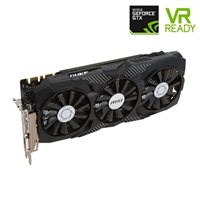 MSI Duke GeForce GTX 1070 Ti Triple-Fan 8GB GDDR5 PCIe Video Card