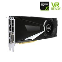MSI GeForce GTX 1070 Ti AERO 8G Single-Fan 8GB GDDR5 PCIe Video Card