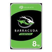 "Seagate BarraCuda 8TB 7200RPM SATA III 6Gb/s 3.5"" OEM Internal Hard Drive"