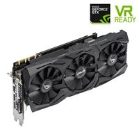 ASUS ROG STRIX GeForce GTX 1070 Ti Advanced Edition Overclocked Triple-Fan 8GB GDDR5 PCIe Video Card