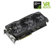 ASUS ROG STRIX GeForce GTX 1070 Ti Overlclocked 8G Gaming Triple-Fan 8GB GDDR5 PCIe Video Card