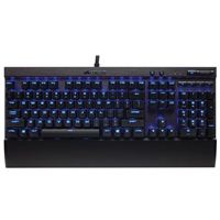 Corsair K70 LUX Mechanical Keyboard, Backlit Blue LED, Cherry MX Red (Refurbished)