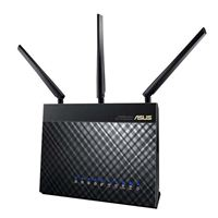 ASUS RT-AC68U AC1900 Dual-Band Gigabit Wireless Router - w/ AiMesh Support Refurbished