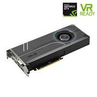 ASUS Turbo GTX 1070TI 8G Single-Fan 8GB GDDR5 PCIe Video Card