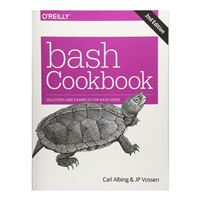 O'Reilly BASH COOKBOOK 2/E