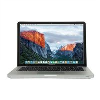 """Apple MacBook Pro MC723LL/A 15.4"""" Laptop Computer Pre-Owned - Silver"""