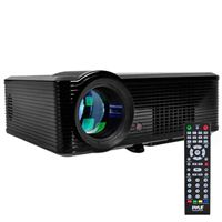 Pyle PRJLE33 1080p LCD Projector
