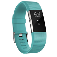 FitBit Charge 2 Activity Tracker Large - Teal