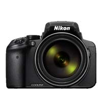 Nikon COOLPIX P900 16 Megapixel 4.3mm - 357mm Lens Refurbished Digital Camera - Black