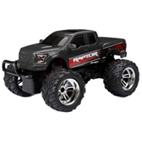 New Bright Industries Charger Ford Raptor - Black