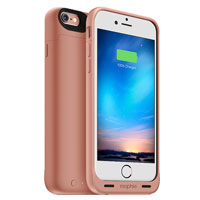 Mophie Juice Pack Reserve Slim Battery Case for iPhone 6 & 6s - Rose Gold