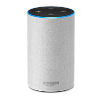 Amazon Echo 2nd Generation - Sandstone