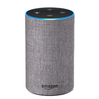 Amazon Echo 2nd Generation - Gray