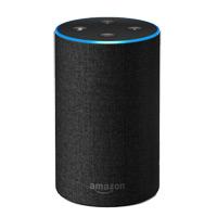 Amazon Echo 2nd Generation - Charcoal