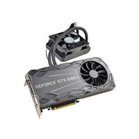 EVGA GeForce FTW3 Hybrid GTX 1080 Ti Dual-Fan 11GB GDDR5X PCIe Video Card