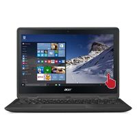 "Acer Spin 1 SP111-31N-C4UG Touch 11.6"" 2-in-1 Laptop Computer - Black"