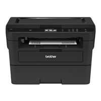 Brother HL-L2395DW Monochrome All-in-One Laser Printer