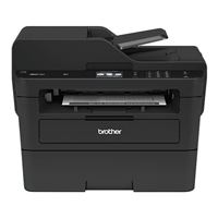 Brother MFC-L2750DW Compact Laser All-in-One Printer with Single-pass Duplex Copy and Scan, Wireless and NFC
