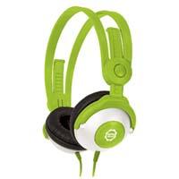 Kidz Gear Volume Limit Headphones - Green